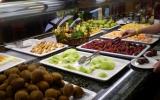 Еда в отеле на Крите