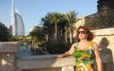 Объединённые Арабские Эмираты, вид на отель Парус