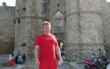 Башни крепости на Родосе