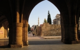 Виды старого города Родос
